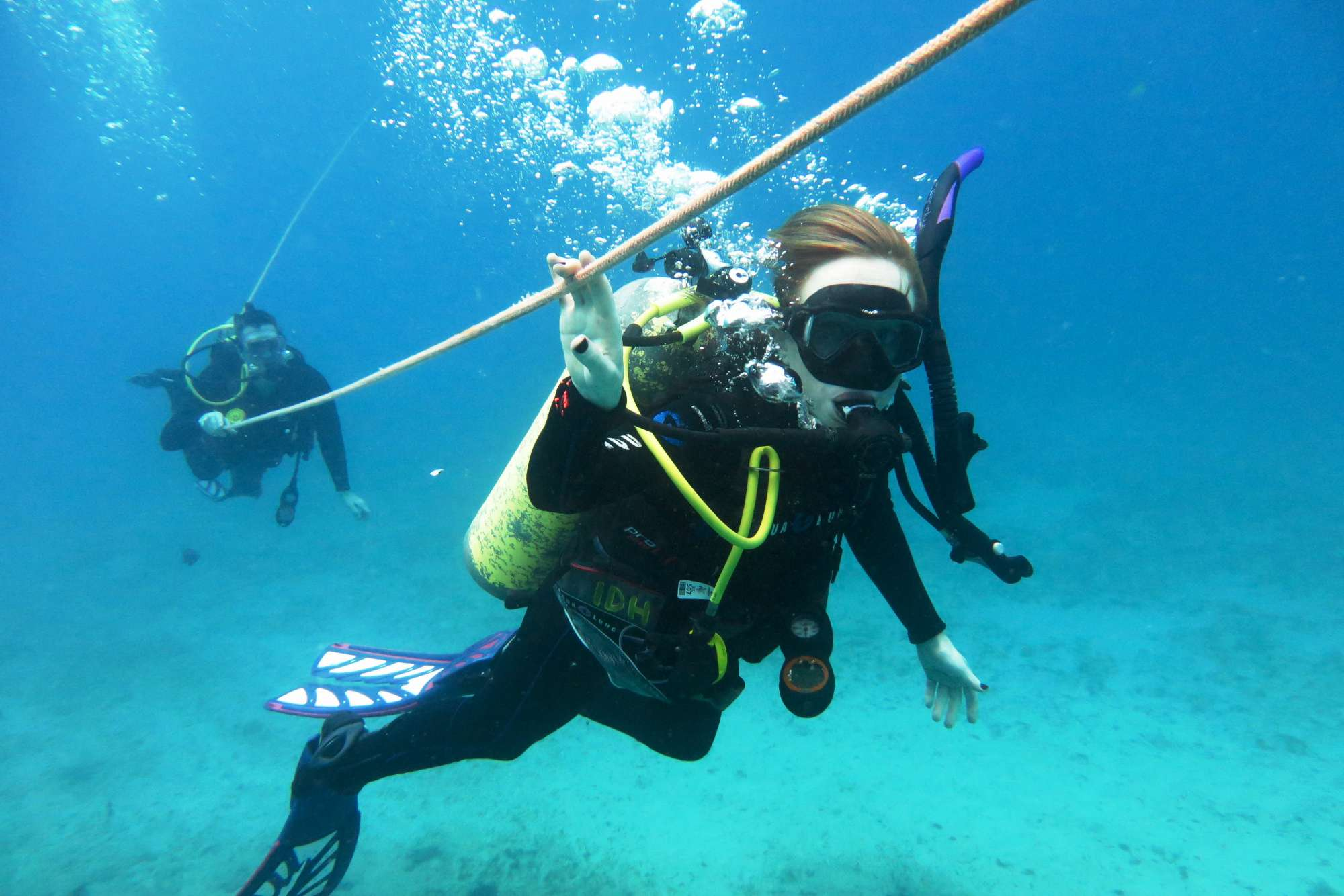 Padi dive courses on oahu hawaii island divers hawaii - Padi dive locations ...