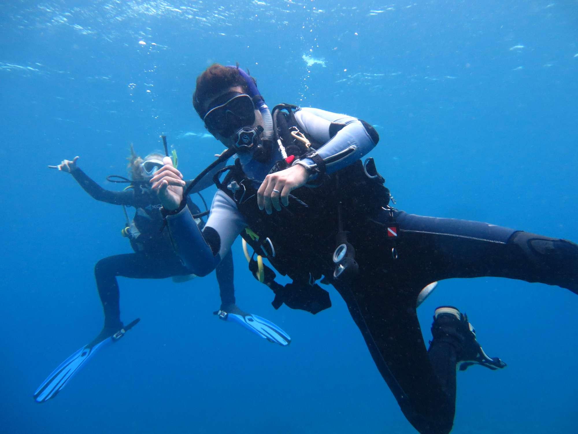 Divemaster Padi Scuba Certification Oahu