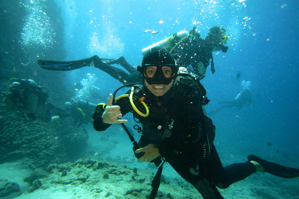 Scuba Diving Lessons For All Levels in Oahu, Hawaii ...
