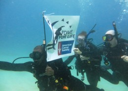 4th annual Dive For Life Event in Oahu, Hawaii