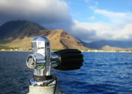 Great spot scuba diving for only $60 in Makaha Beach Park