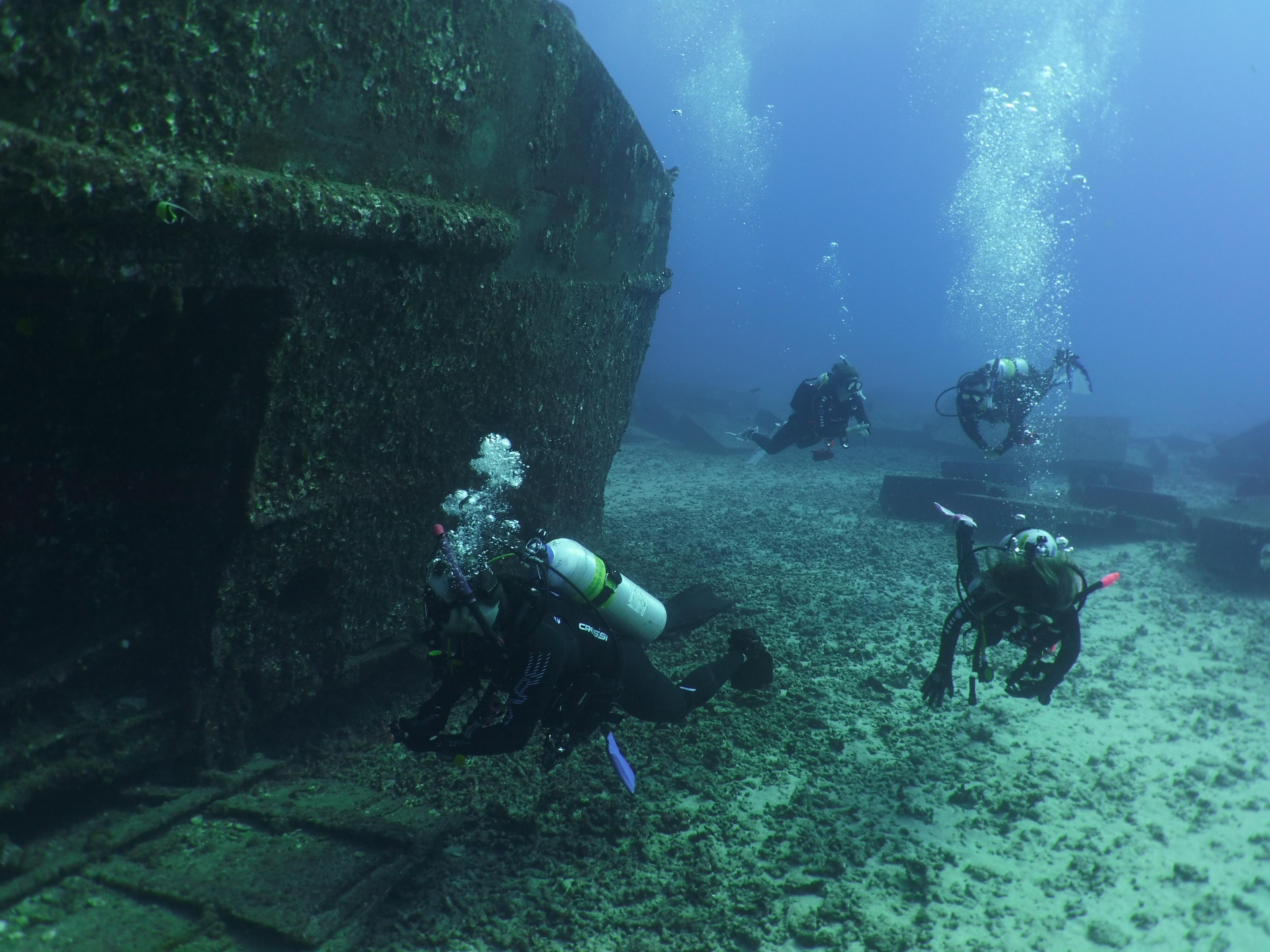 Island Divers Hawaii | Oahu's Friendliest Dive Center